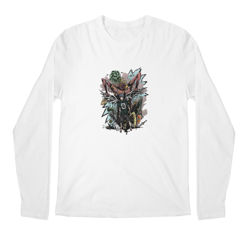 Gifts and Curses Men's Longsleeve T-Shirt by bybred's Artist Shop