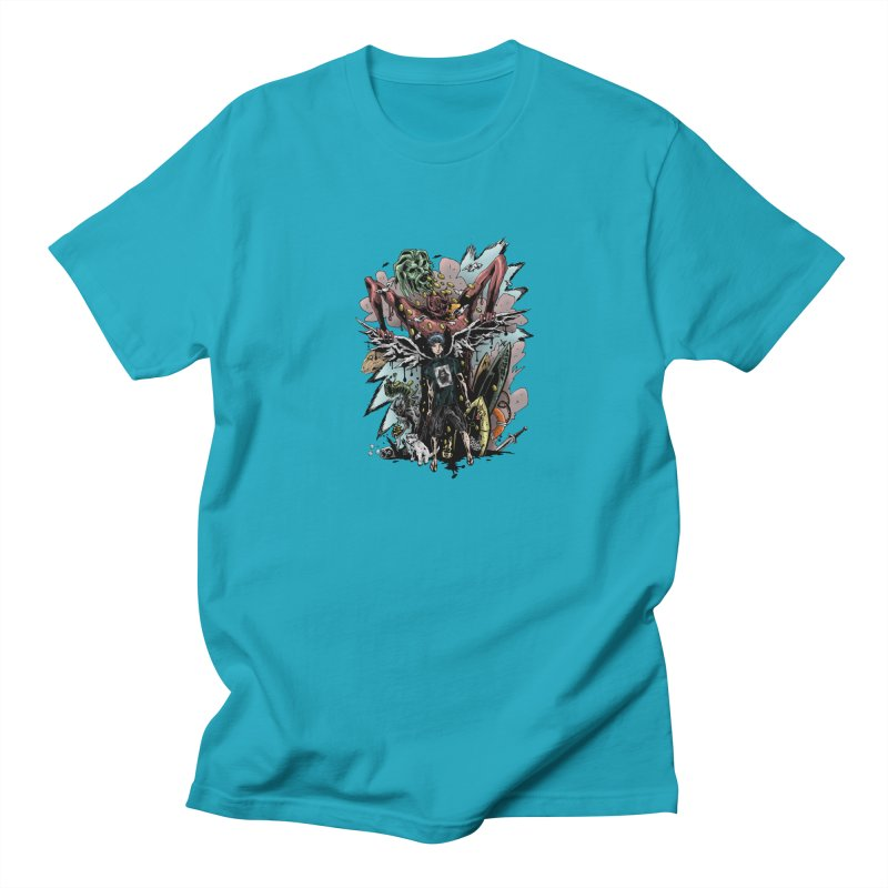 Gifts and Curses Men's T-shirt by bybred's Artist Shop
