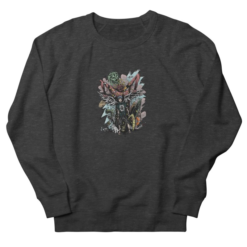 Gifts and Curses Women's Sweatshirt by bybred's Artist Shop