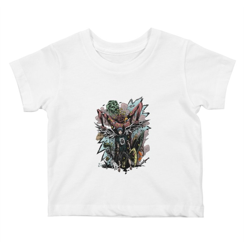 Gifts and Curses Kids Baby T-Shirt by bybred's Artist Shop