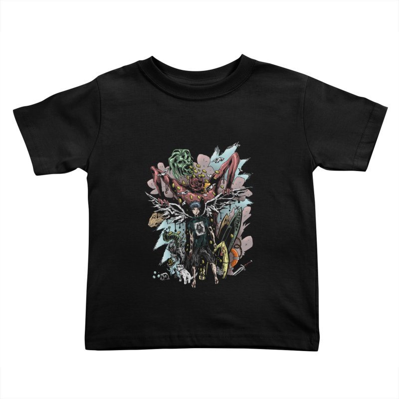 Gifts and Curses Kids Toddler T-Shirt by bybred's Artist Shop