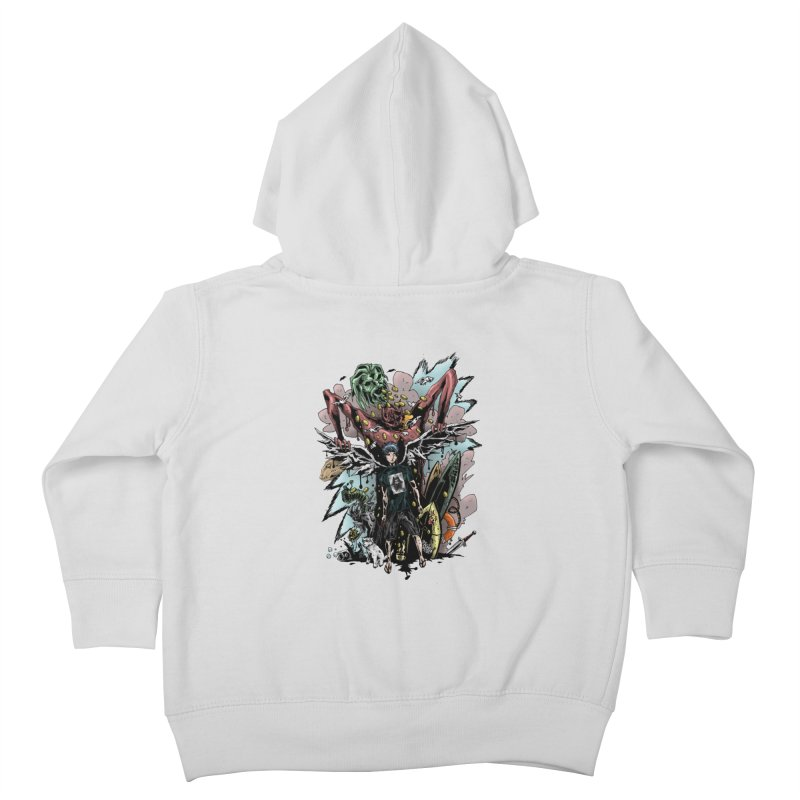 Gifts and Curses Kids Toddler Zip-Up Hoody by bybred's Artist Shop