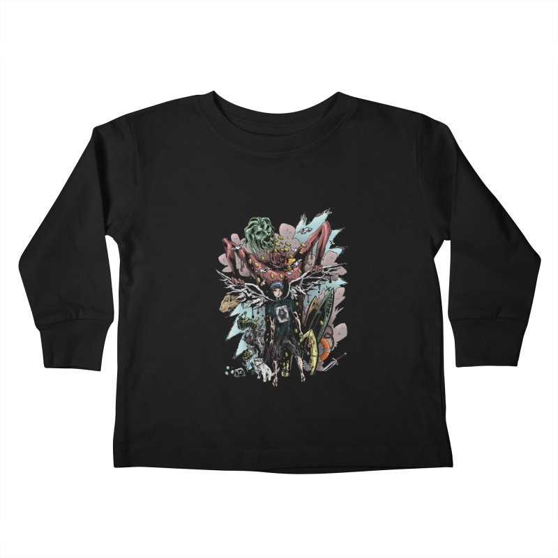 Gifts and Curses Kids Toddler Longsleeve T-Shirt by bybred's Artist Shop