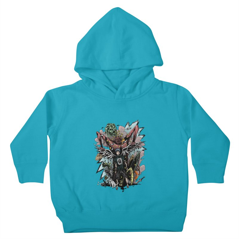 Gifts and Curses Kids Toddler Pullover Hoody by bybred's Artist Shop