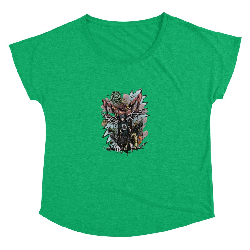 Gifts and Curses Women's Dolman by bybred's Artist Shop