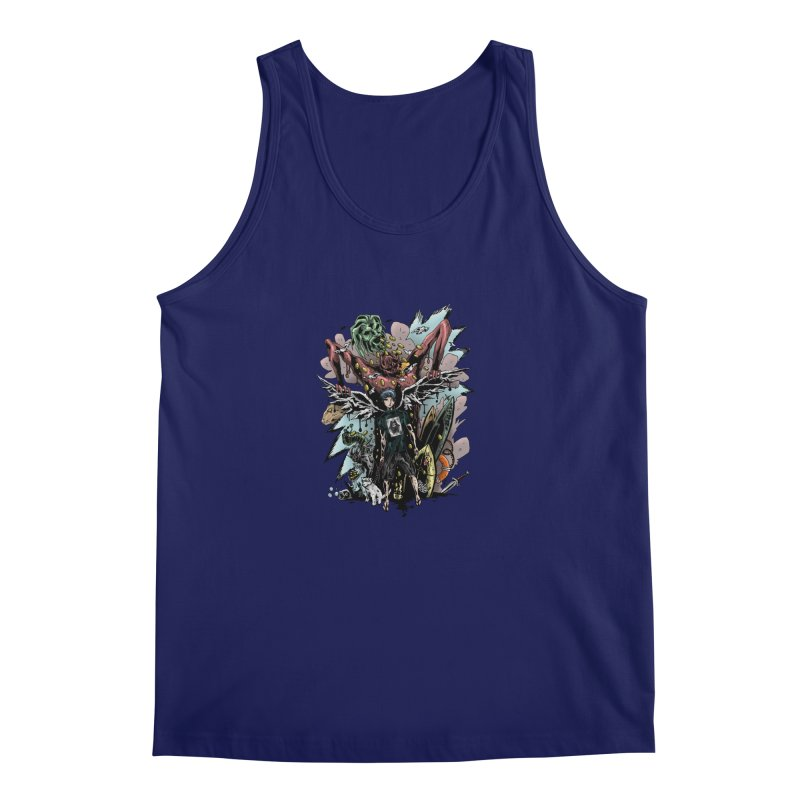 Gifts and Curses Men's Tank by bybred's Artist Shop