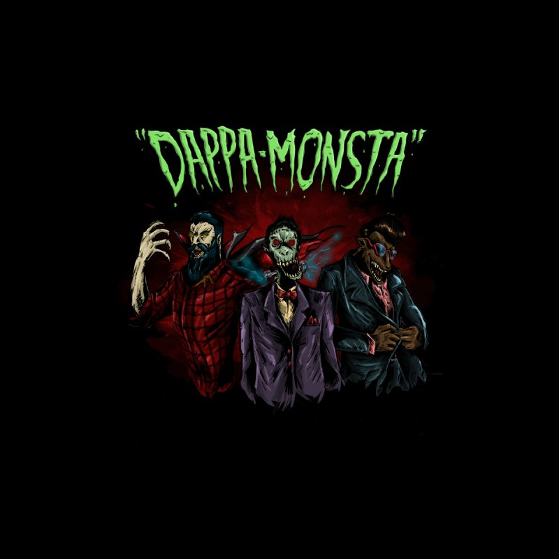 Dappa Monsta by bybred's Artist Shop