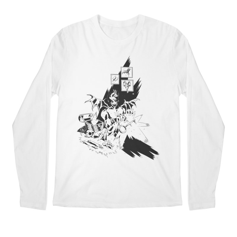Key Men's Longsleeve T-Shirt by bybred's Artist Shop