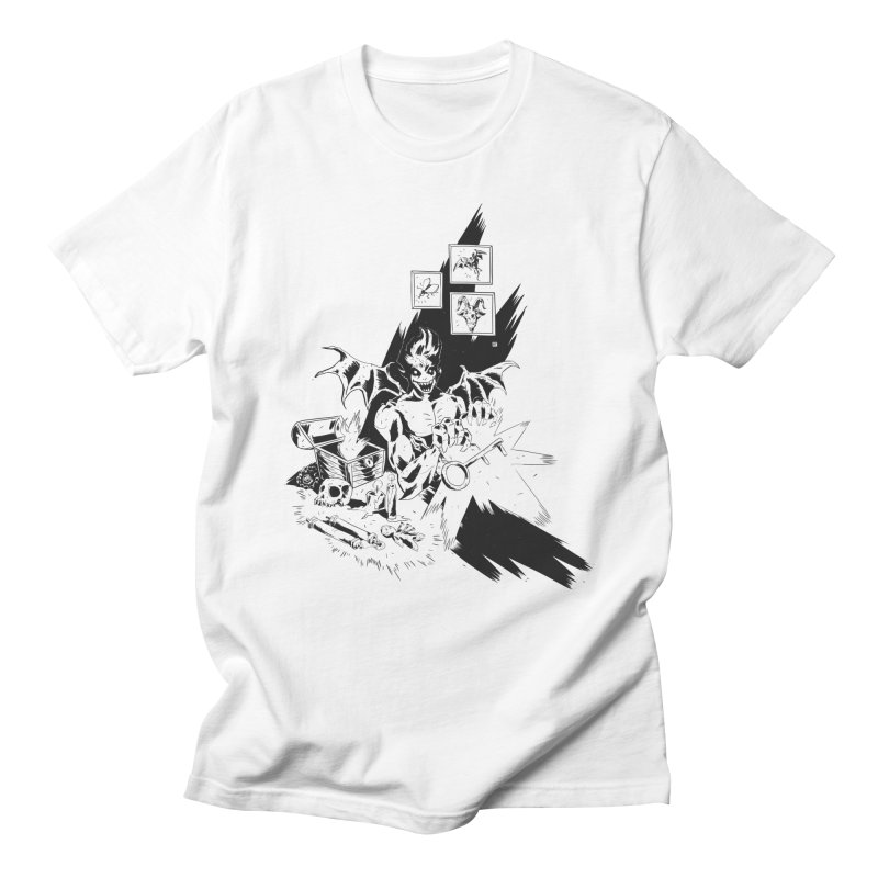 Key Men's T-Shirt by bybred's Artist Shop