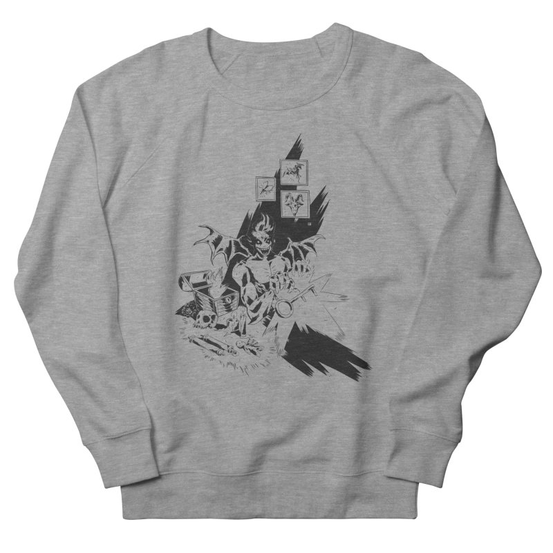 Key Women's French Terry Sweatshirt by bybred's Artist Shop
