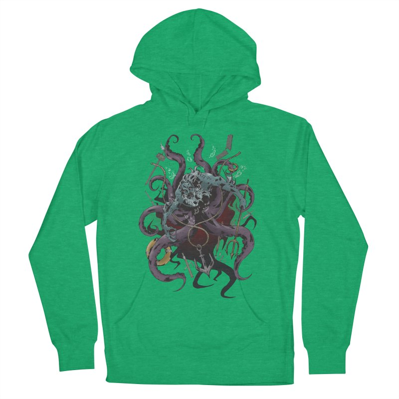 Naughty-cal Men's Pullover Hoody by bybred's Artist Shop