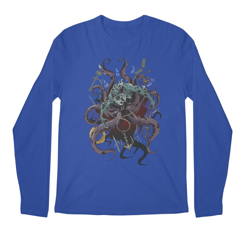 Naughty-cal Men's Longsleeve T-Shirt by bybred's Artist Shop