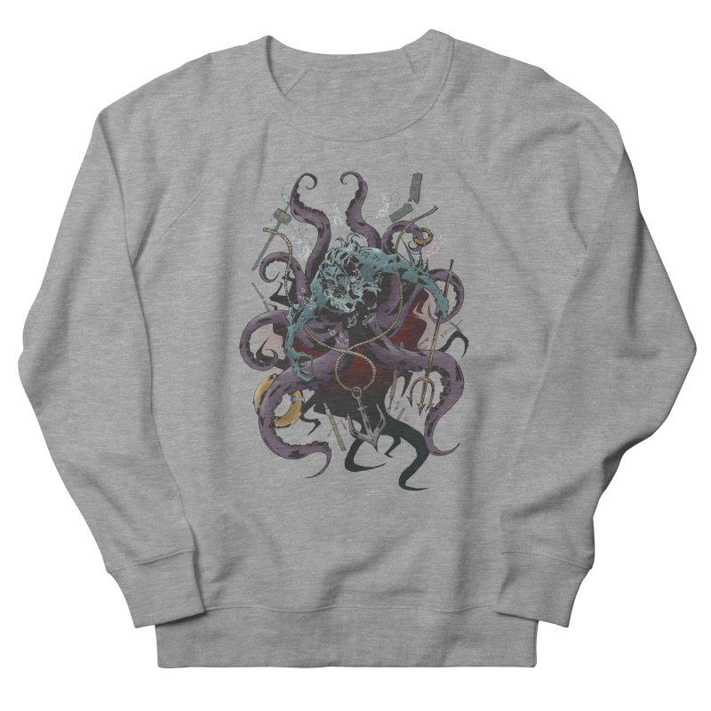 Naughty-cal Men's Sweatshirt by bybred's Artist Shop