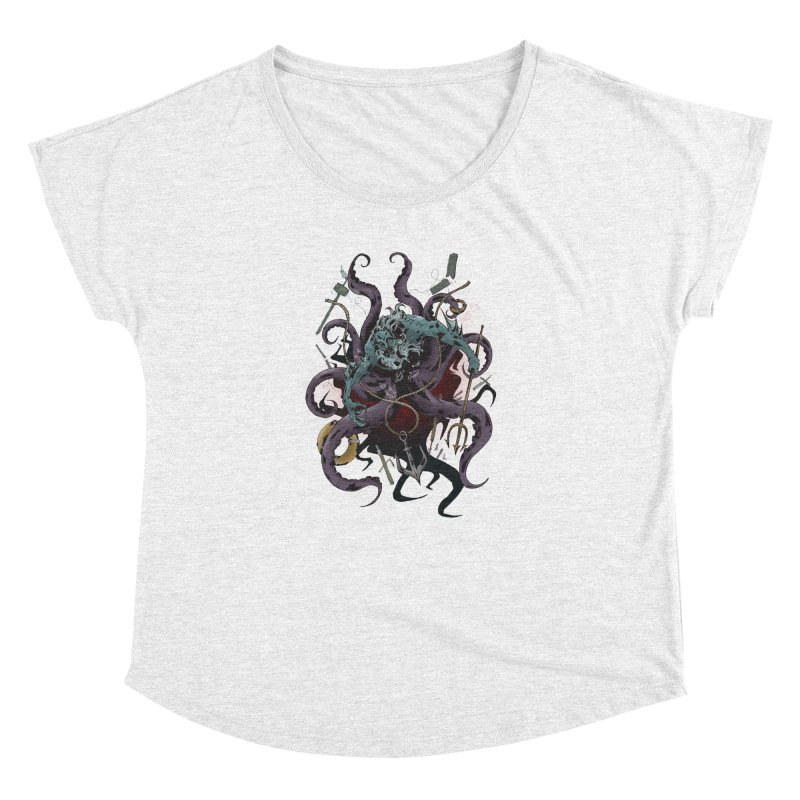 Naughty-cal Women's Dolman by bybred's Artist Shop