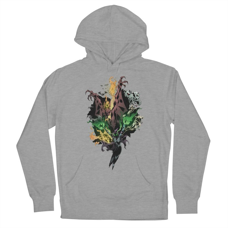 Summoning Women's Pullover Hoody by bybred's Artist Shop