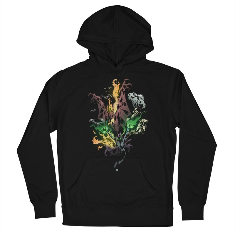 Summoning Men's Pullover Hoody by bybred's Artist Shop