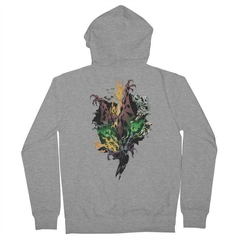 Summoning Men's Zip-Up Hoody by bybred's Artist Shop