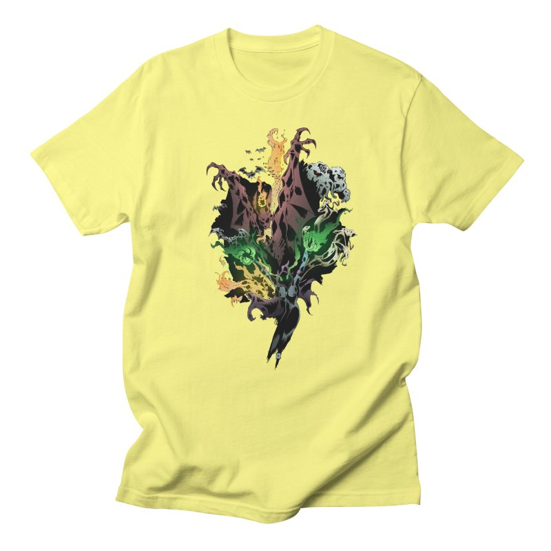 Summoning Men's T-shirt by bybred's Artist Shop