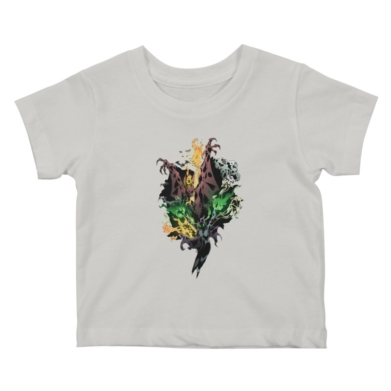 Summoning Kids Baby T-Shirt by bybred's Artist Shop