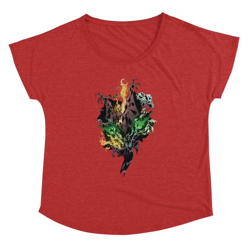 Summoning Women's Dolman by bybred's Artist Shop