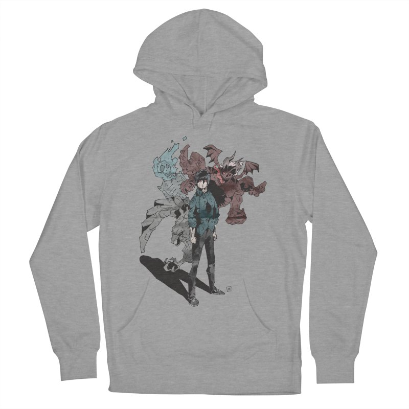 Devil in me Women's Pullover Hoody by bybred's Artist Shop