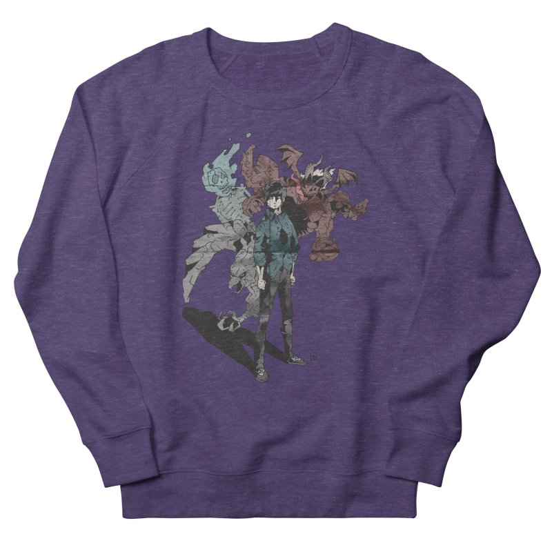 Devil in me Women's Sweatshirt by bybred's Artist Shop