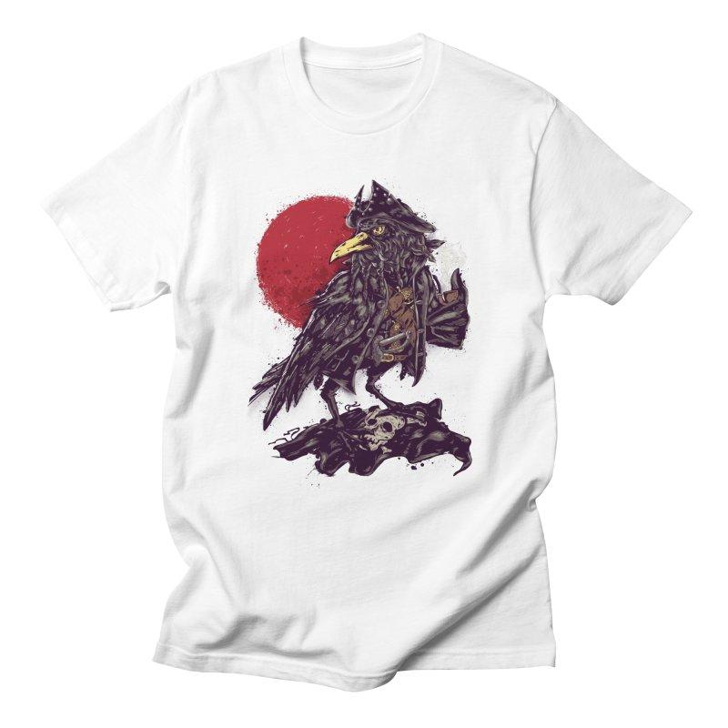 Black Bi(ea)rd Men's T-Shirt by bykai's Artist Shop