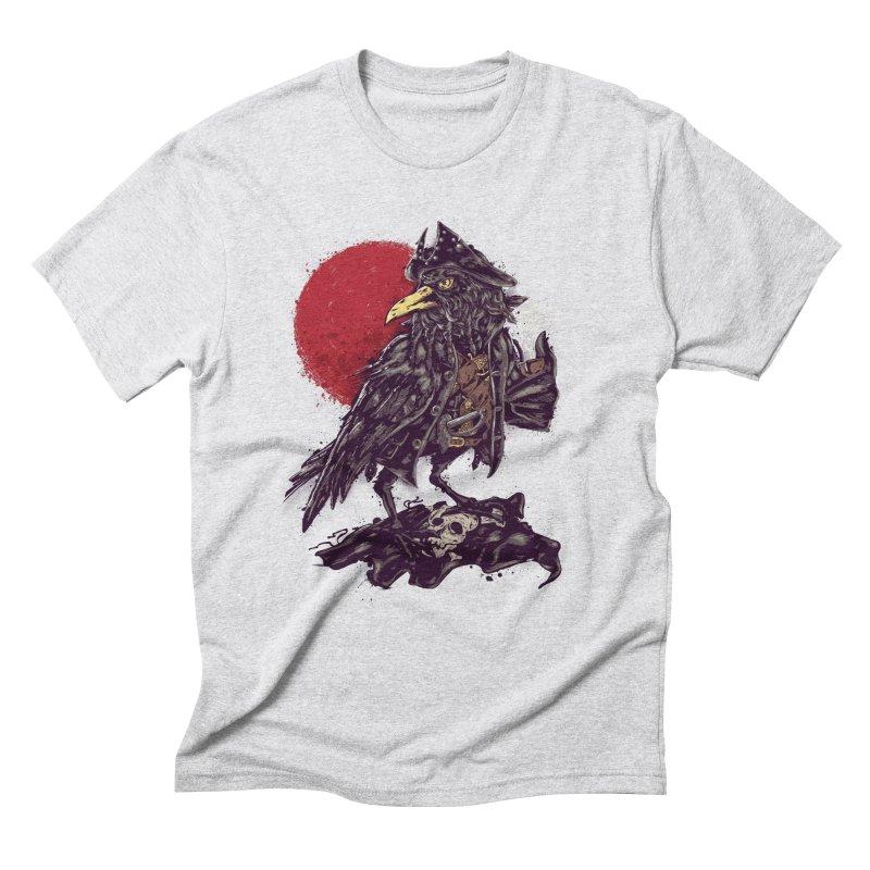 Black Bi(ea)rd Men's Triblend T-shirt by bykai's Artist Shop