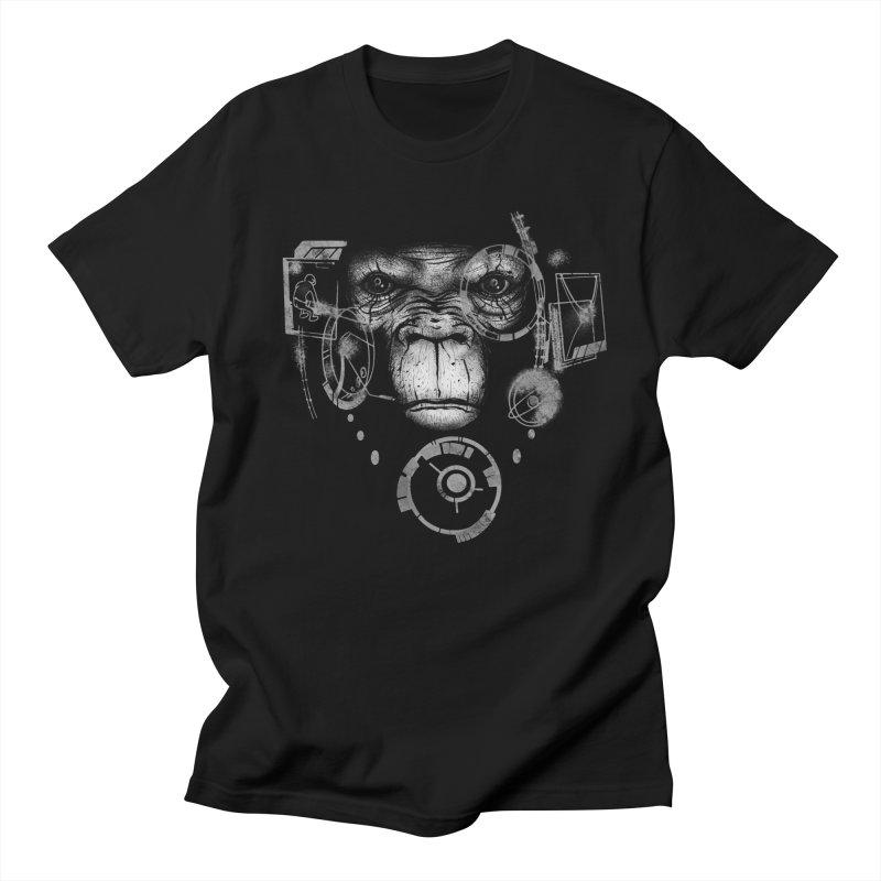 Iron Apes Men's T-Shirt by bykai's Artist Shop