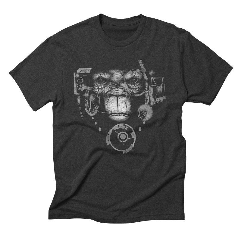 Iron Apes Men's Triblend T-shirt by bykai's Artist Shop