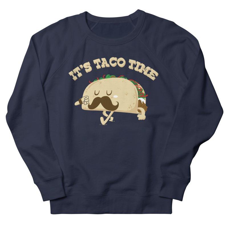 Taco Time Women's Sweatshirt by bykai's Artist Shop