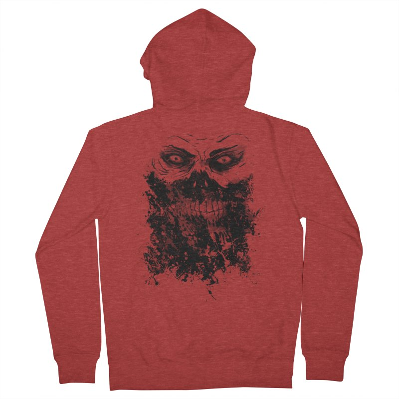 Eat You Alive Men's Zip-Up Hoody by bykai's Artist Shop