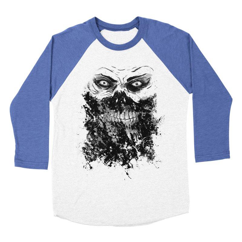 Eat You Alive Women's Baseball Triblend T-Shirt by bykai's Artist Shop