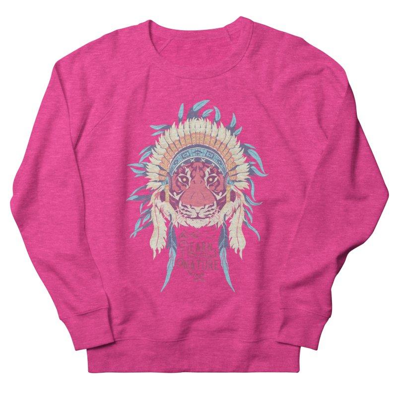 Learn from Nature Women's Sweatshirt by bykai's Artist Shop