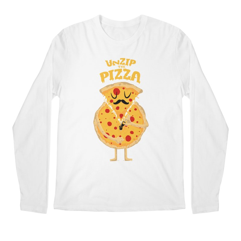 Unzip the Pizza   by bykai's Artist Shop