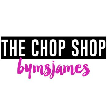 By Ms James Chop Shop Logo