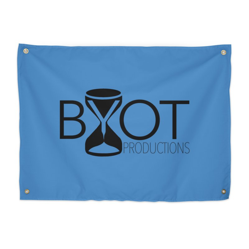 BYOT Logo Home Tapestry by BYOT Swag Shop