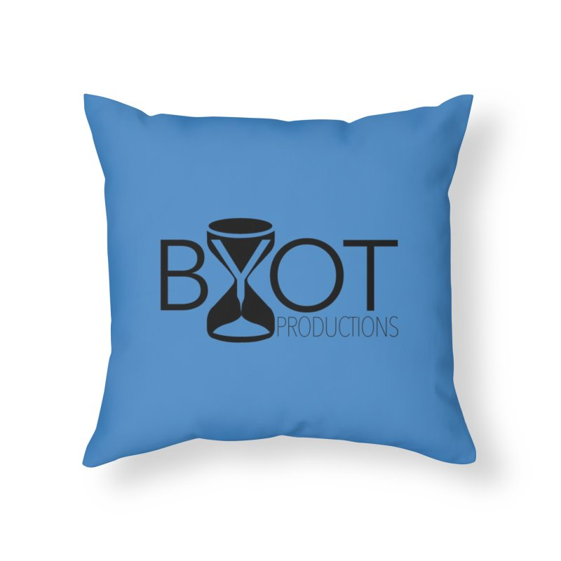 BYOT Logo Home Throw Pillow by BYOT Swag Shop