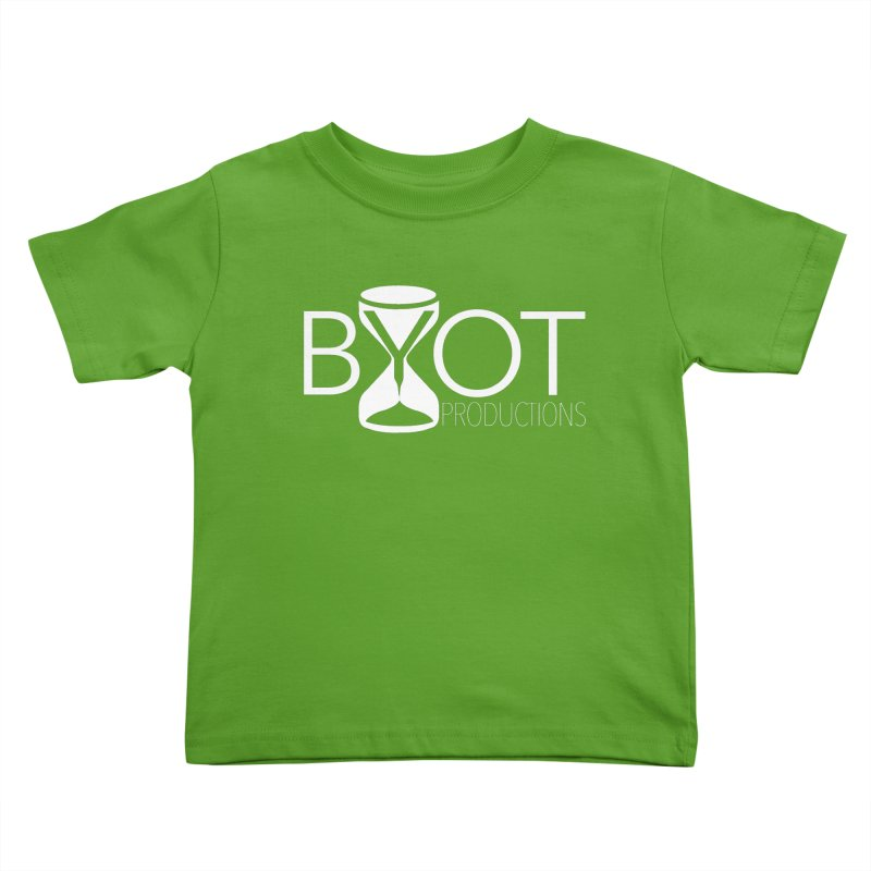 BYOT Logo Kids Toddler T-Shirt by BYOT Swag Shop