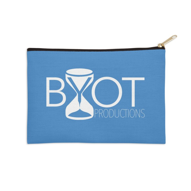 BYOT Logo Accessories Zip Pouch by BYOT Swag Shop