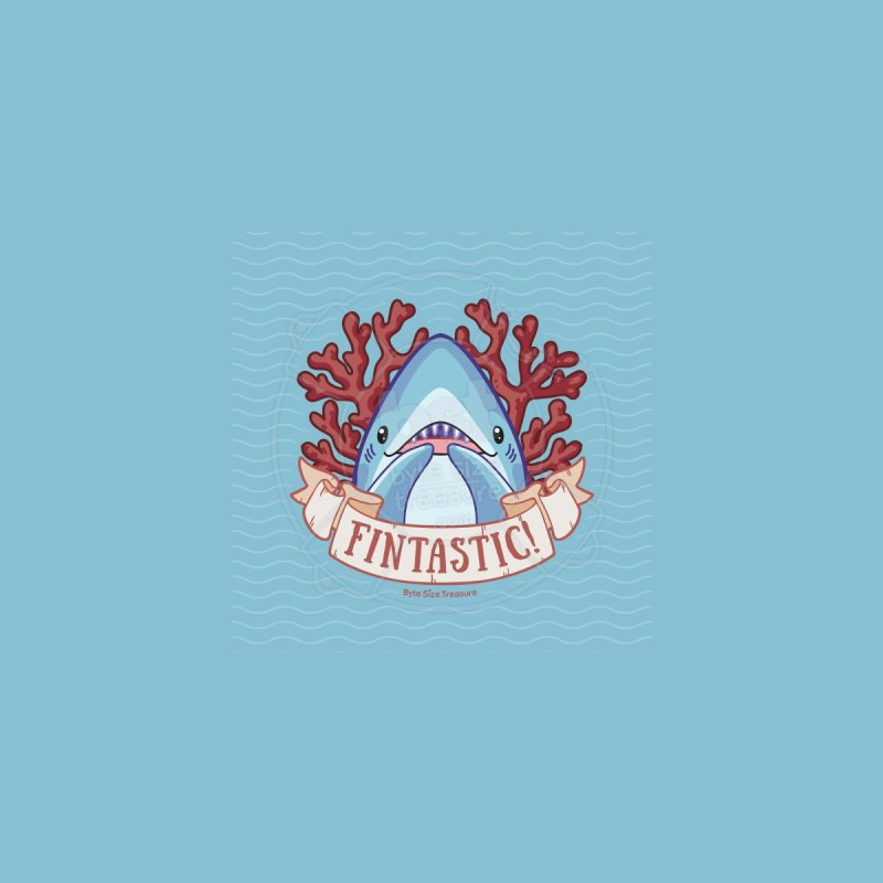 Fintastic! (Thresher Shark)   by Byte Size Treasure's Shop