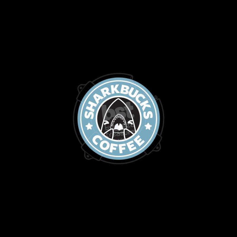 SHARKBUCKS (Blue) by Byte Size Treasure's Shop
