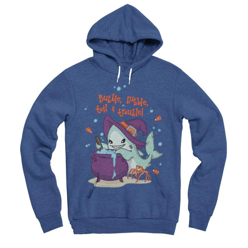 Bubble Bubble Toil & Trouble Men's Sponge Fleece Pullover Hoody by Byte Size Treasure's Shop