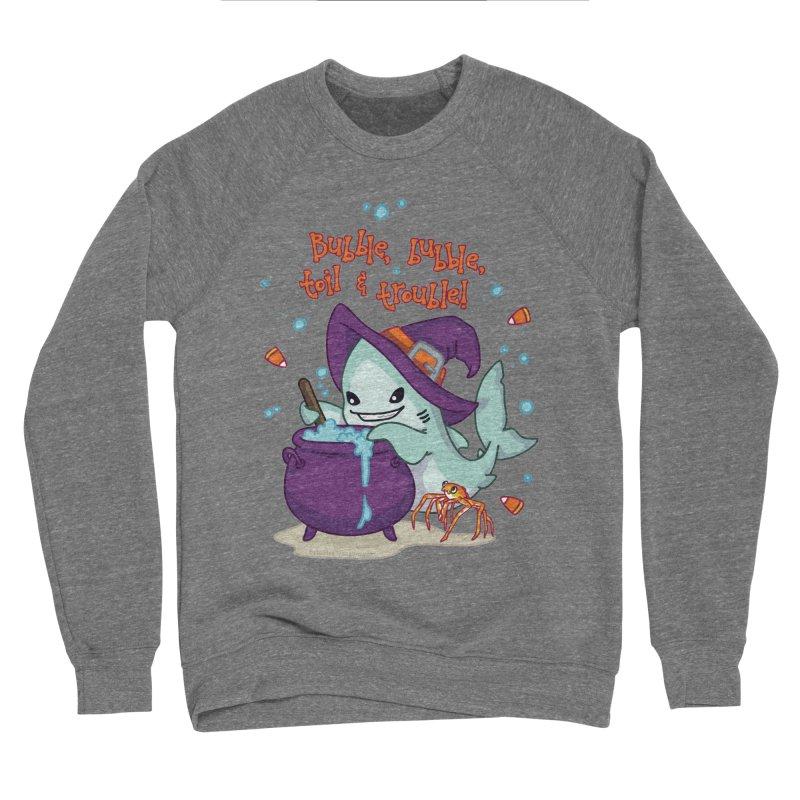 Bubble Bubble Toil & Trouble Men's Sponge Fleece Sweatshirt by Byte Size Treasure's Shop