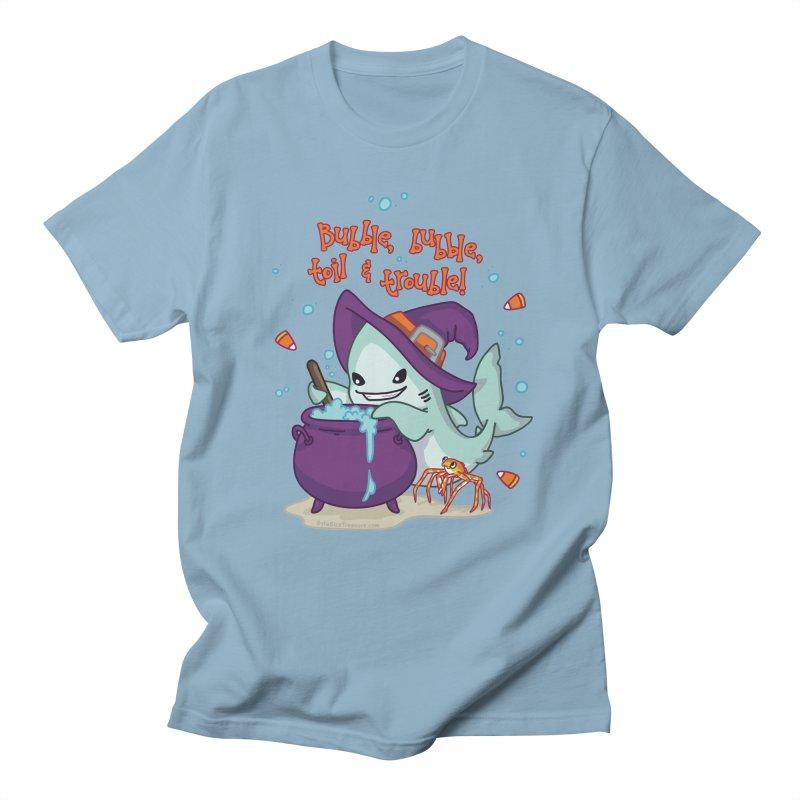 Bubble Bubble Toil & Trouble Women's Regular Unisex T-Shirt by Byte Size Treasure's Shop