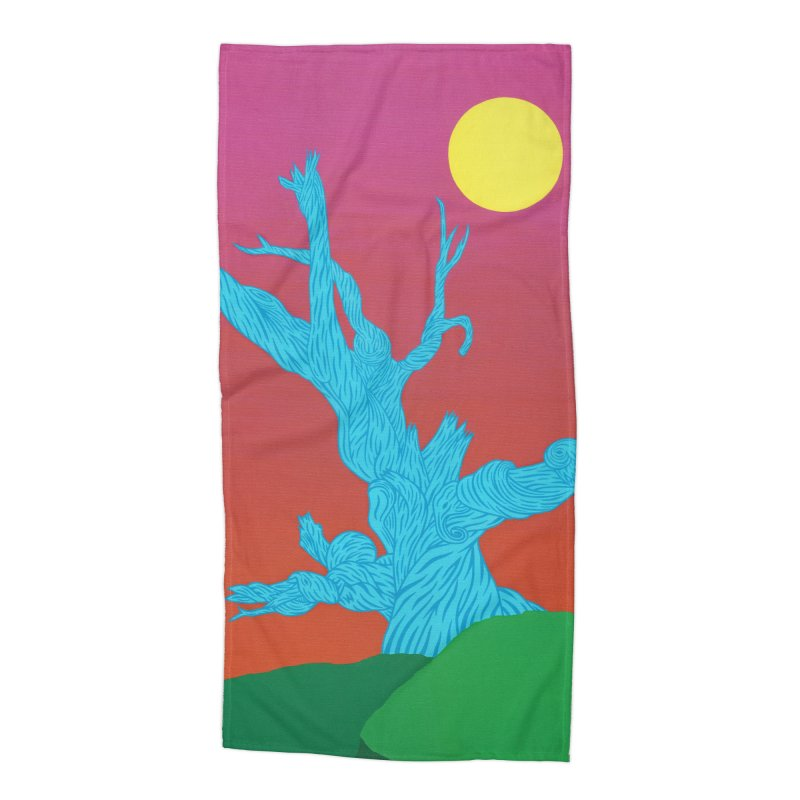 Gifting Tree Accessories Beach Towel by By the Ash Tree