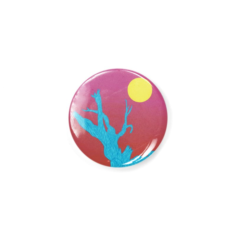 Gifting Tree Accessories Button by By the Ash Tree