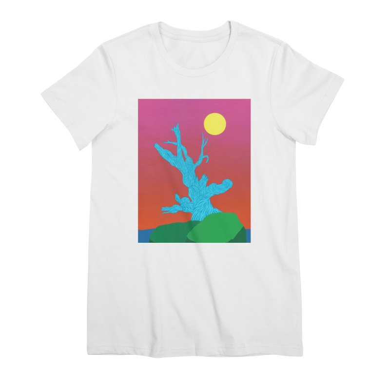 Gifting Tree Women's Premium T-Shirt by By the Ash Tree