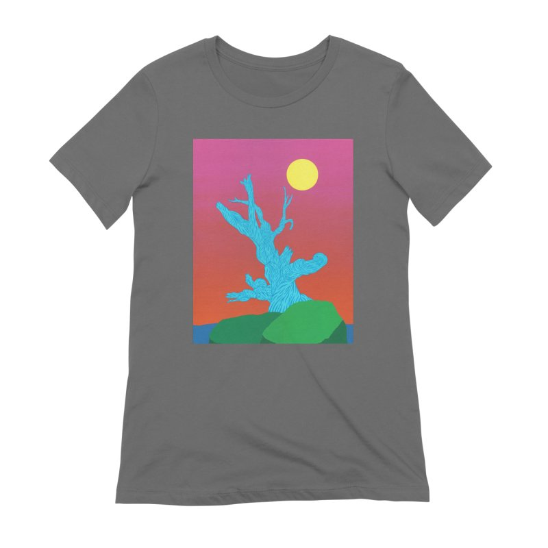 Gifting Tree Women's T-Shirt by By the Ash Tree