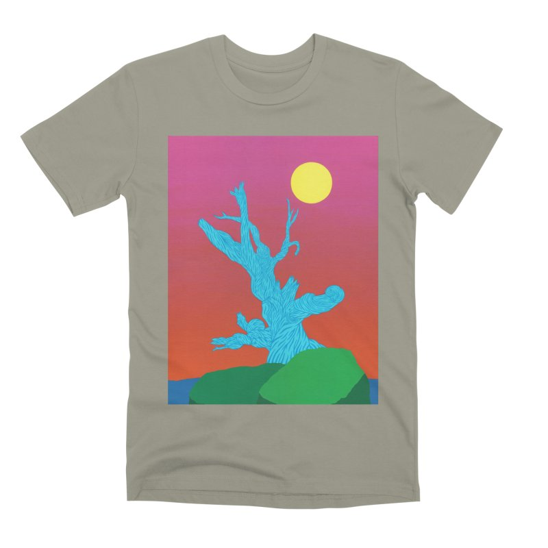Gifting Tree Men's Premium T-Shirt by By the Ash Tree